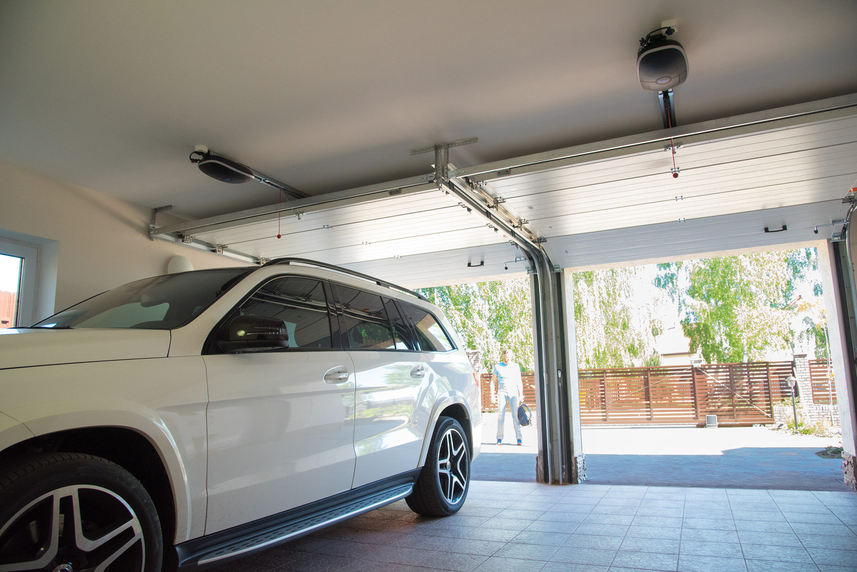 Автоматика для гаражных ворот в Крыму, цена производителя